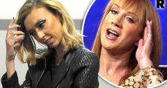Kathy Griffin Giuliana Rancic Fashion Police Feud