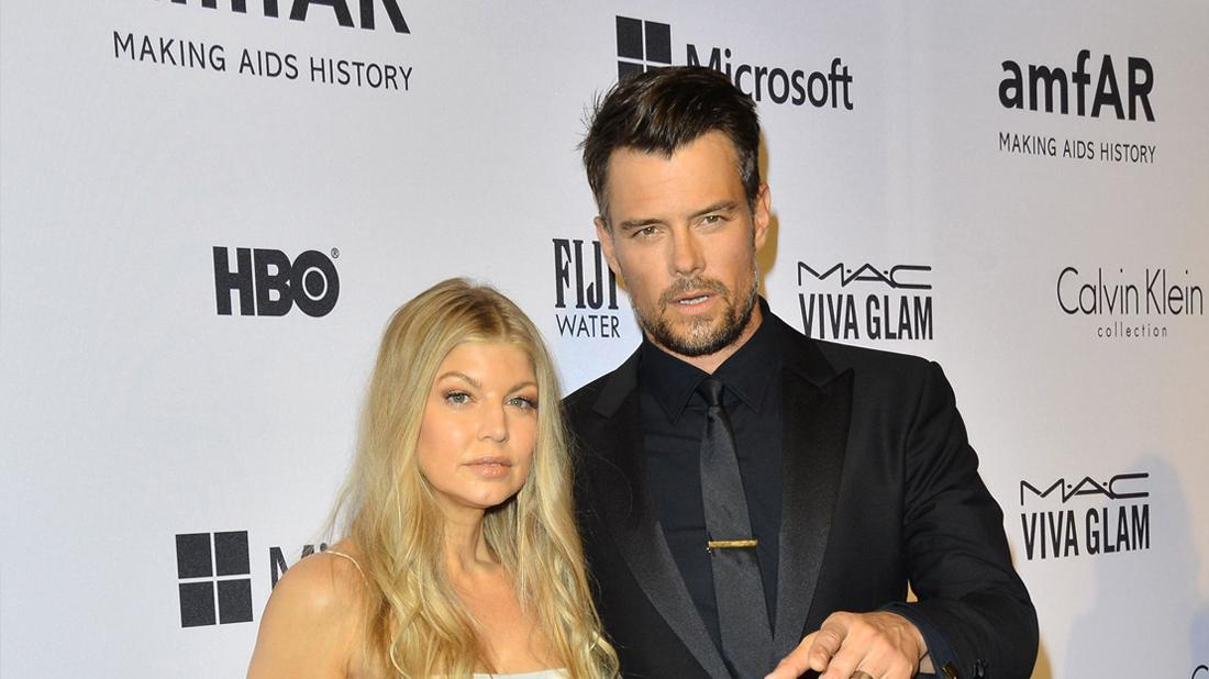 Fergie And Josh Duhamel To Share Custody Of Son Axl Jack