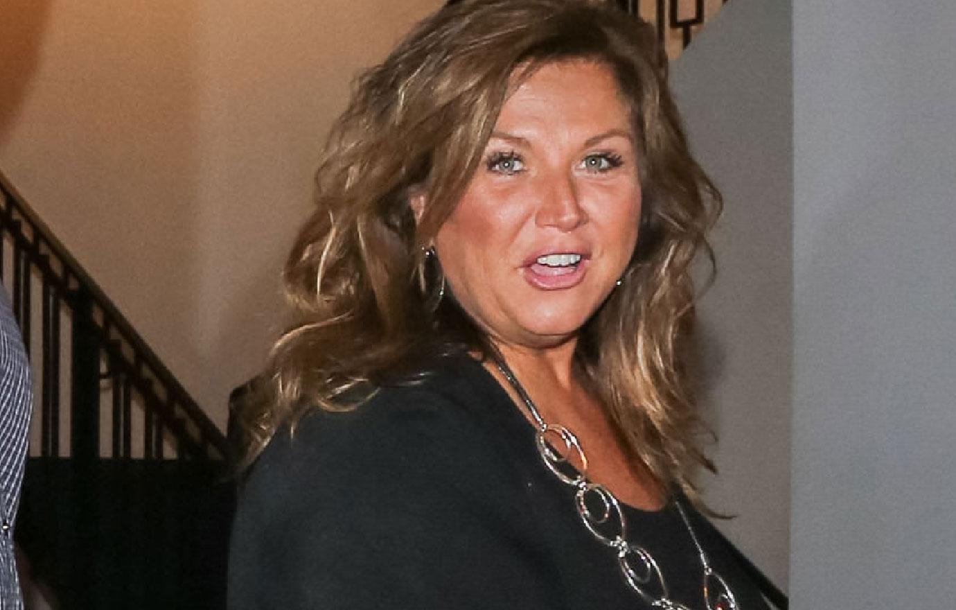 Ill Abby Lee Miller Gives Dance Moms Reveal