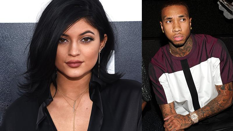 //kylie jenner not married tyga
