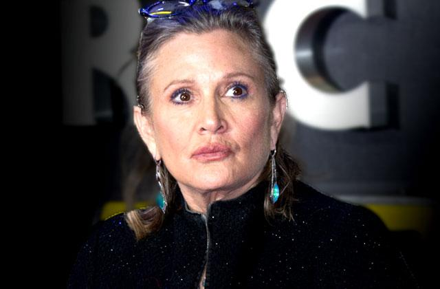 carrie fisher heart attack strugles sobriety