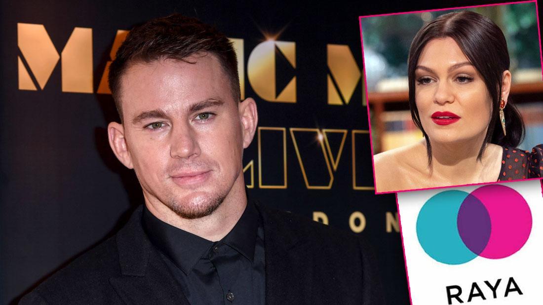 Channing Tatum set up a profile on celebrity dating app Raya just DAYS after split from Jessie J