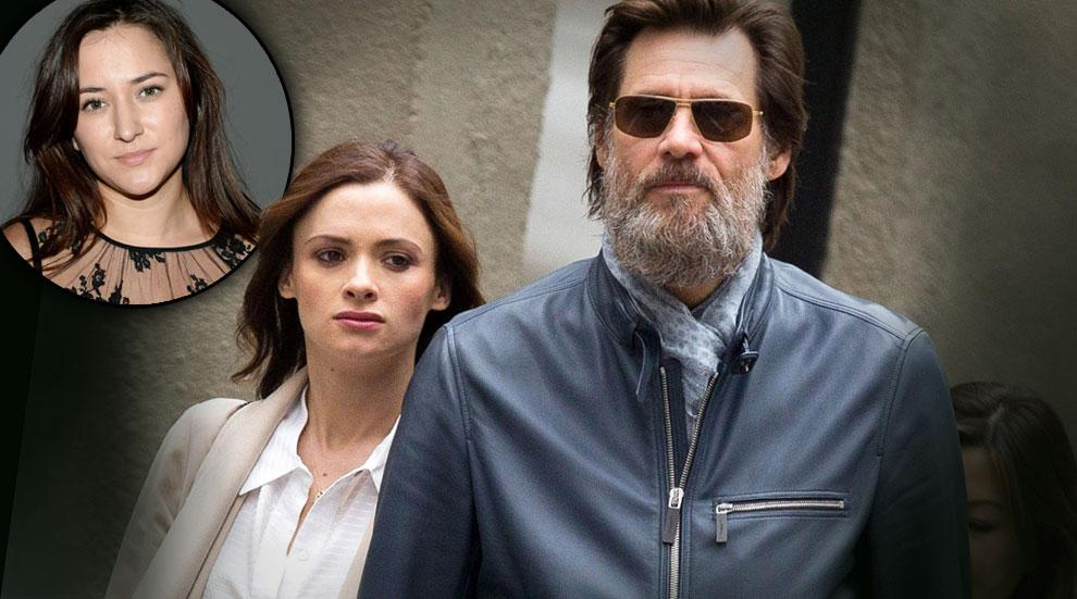 Jim Carrey Cathriona White Suicide