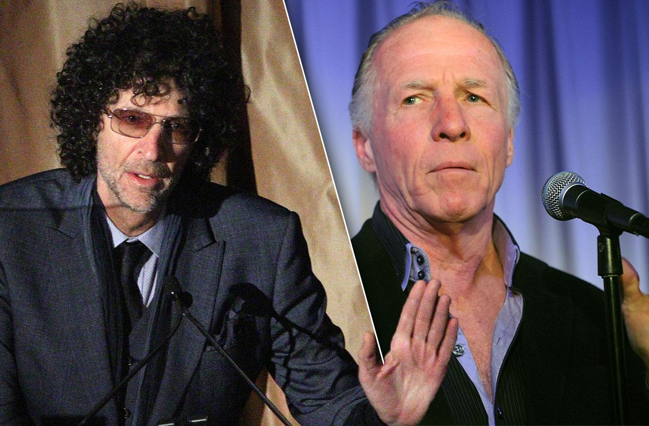 //howard stern jackie martling book feud pp