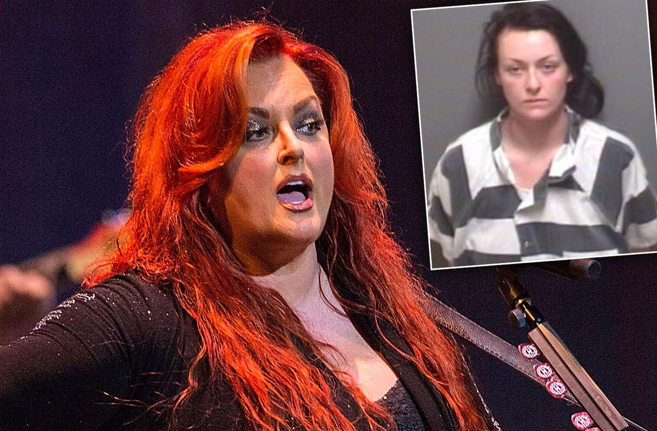 wynonna judd meltdown troubled daughter drug arrest
