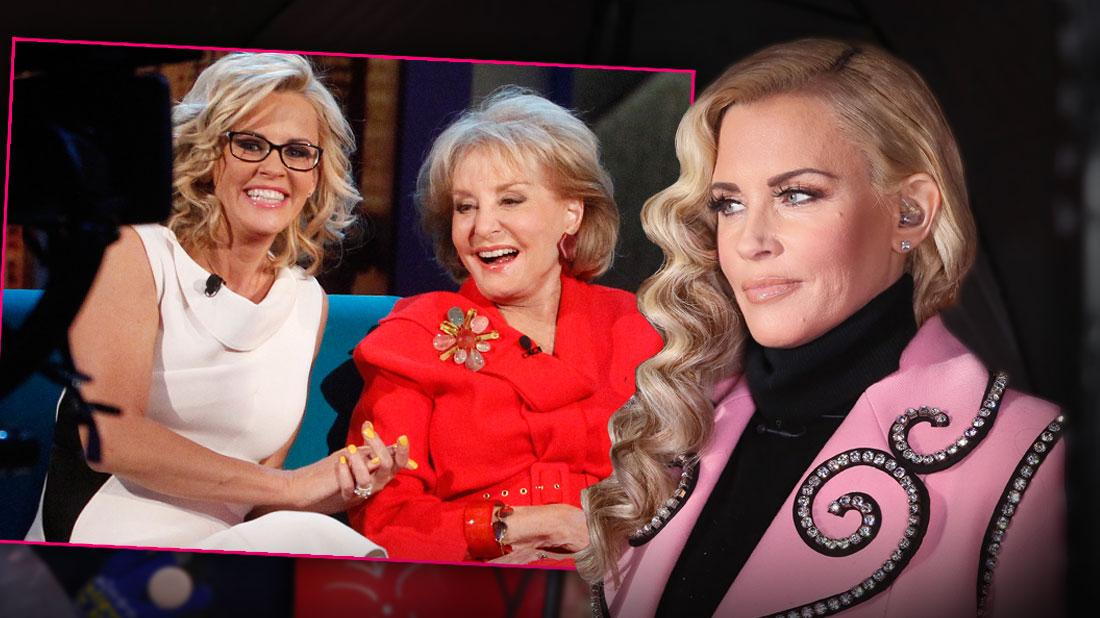 Jenny McCarthy Barbara Walters Odd Behavior The View Book