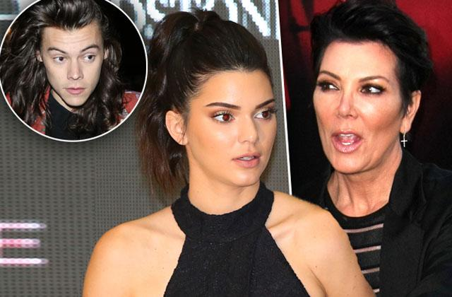//harry styles kendall jenner kuwtk pp