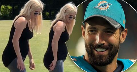 Elin Nordegren's Baby Daddy Jordan Cameron Is A 'Great Father'