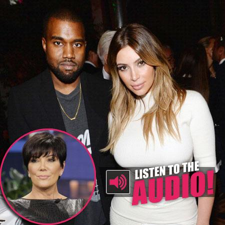 // recording artist kanye west and tv gettyimages