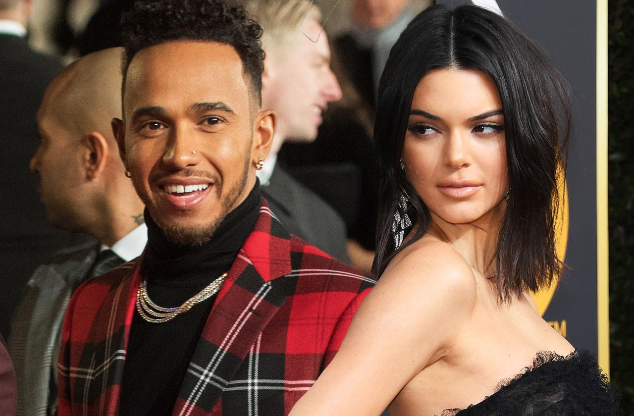 //lewis hamilton threesome obsession kendall jenner pp