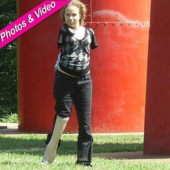 //tisha shelton armless youtube