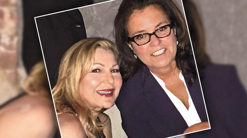 //Rosie O'Donnell Tatum O'Neal Relationship pp