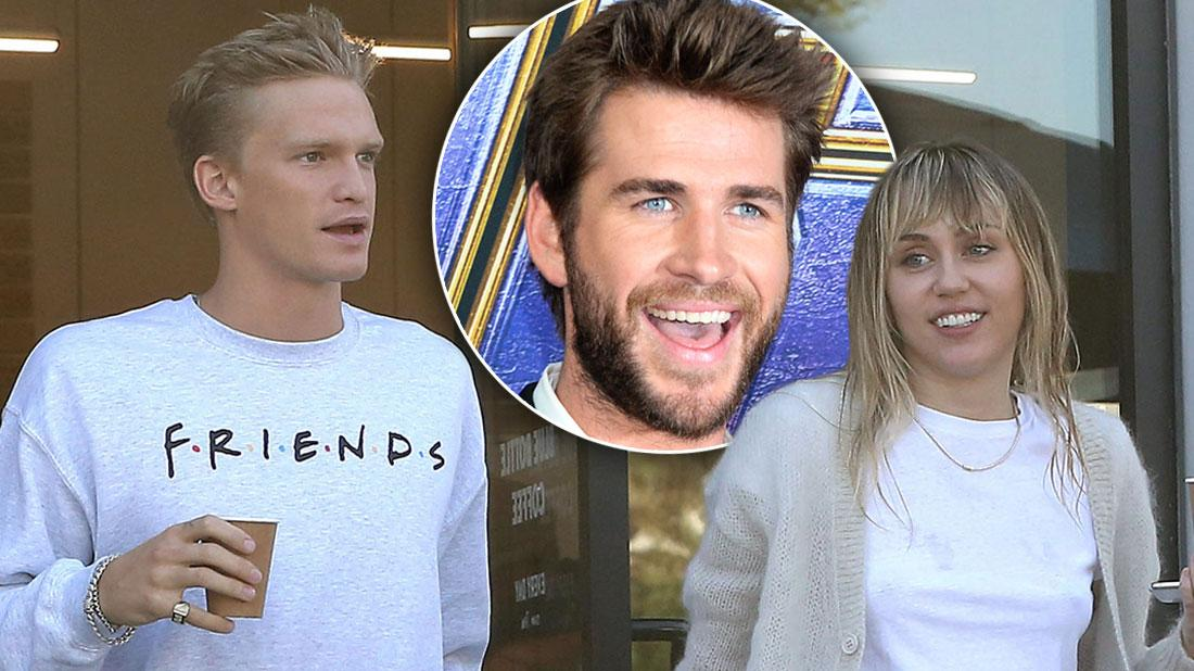 Miley Cyrus Using Cody Simpson To Make Liam Hemsworth Jealous