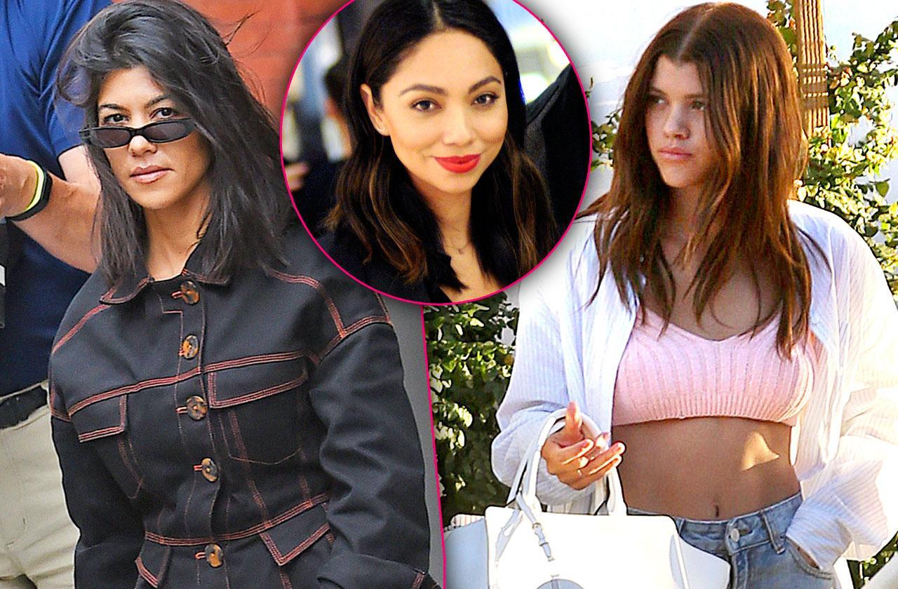 //sofia richie hires kardashian stylist monica rose pp
