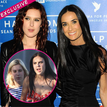//demi moore daughters contact