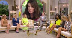 'RHOBH' Stars Slam Lisa Vanderpump At Reunion Over Radar Story