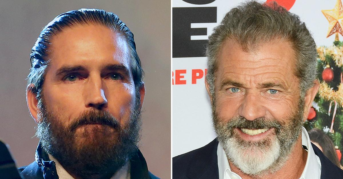 jim caviezel reads out lines mel gibson braveheart qanon supporters fights may die