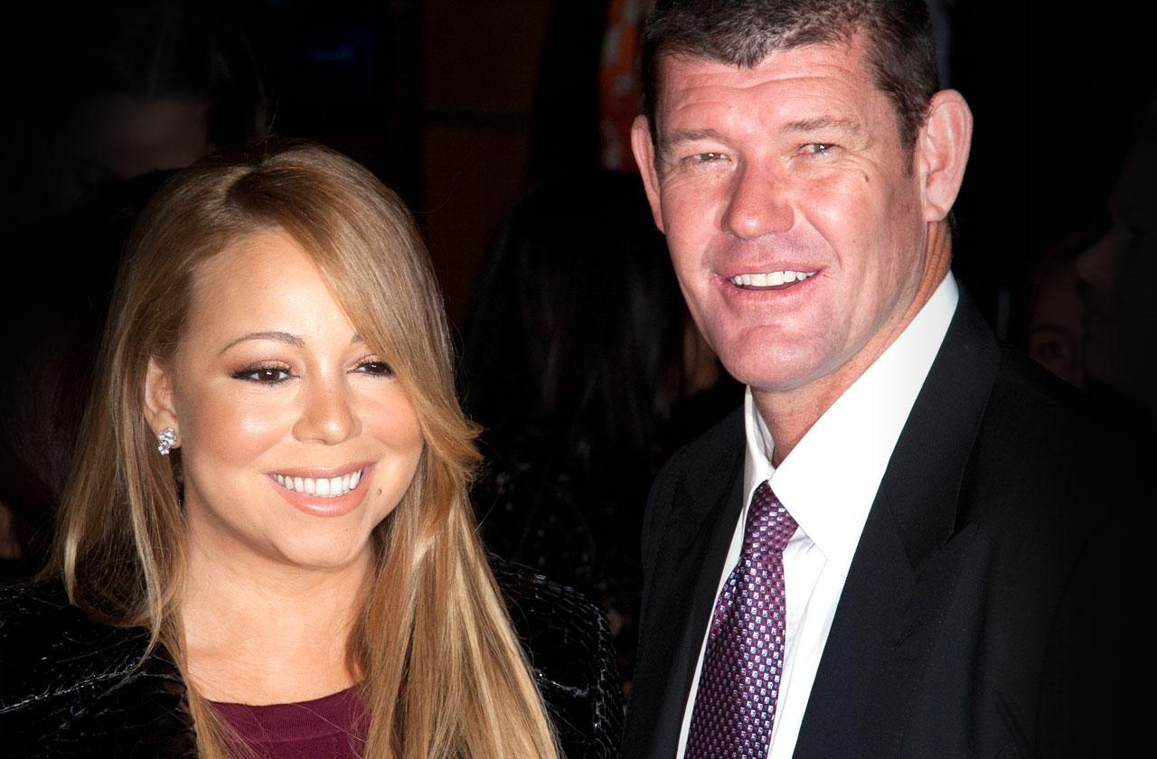 James Packer Mariah Carey Interview