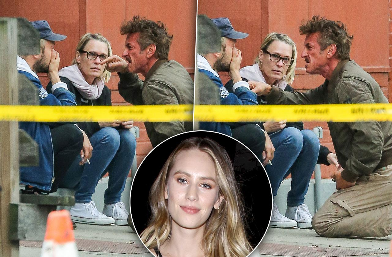 Dylan Penn Arrested DUI Rehab Sean Penn Robin Wright Fight
