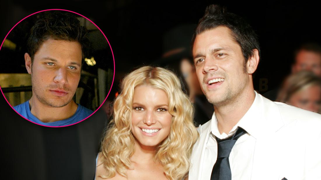 Jessica Simpson Wanted Johnny Knoxville