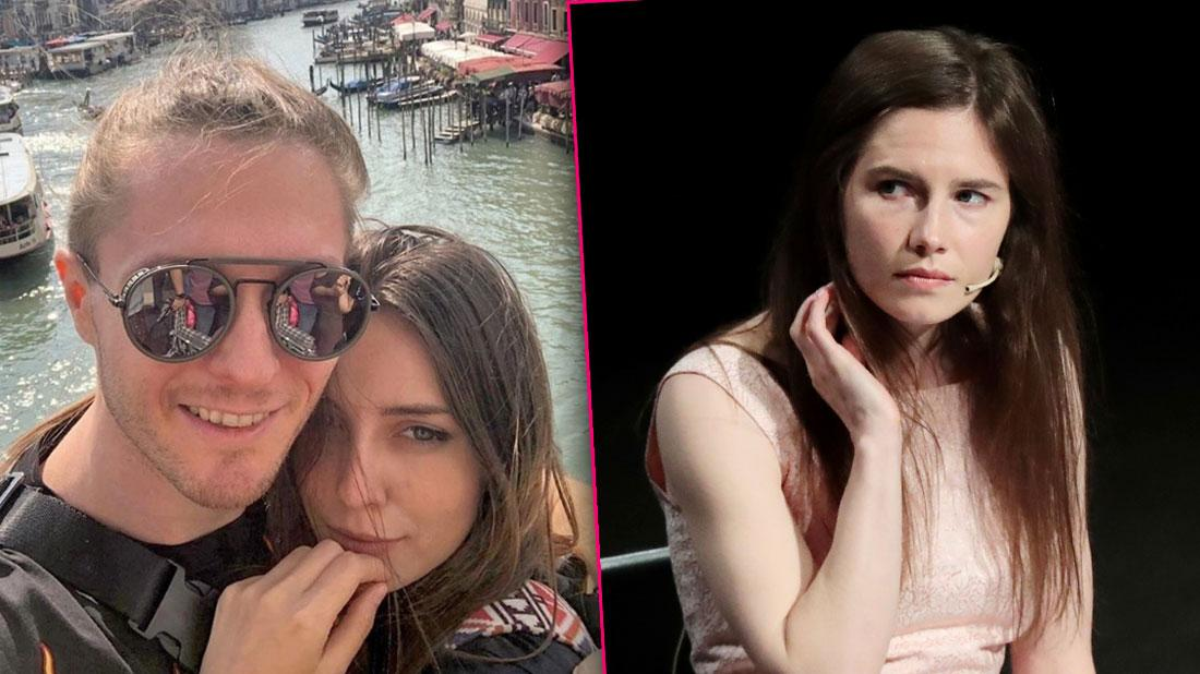 Amanda Who? Knox's Ex-Boyfriend Raffaele Sollecito Moves On With New Girlfriend!