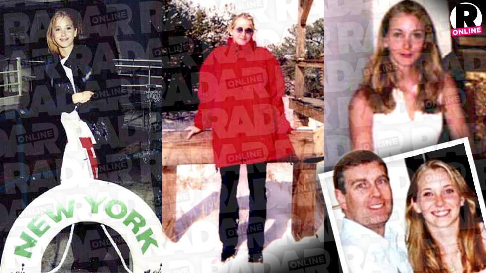 Royal Sex Scandal Prince Andrew's Alleged Victim Victoria Roberts Reveals Photos Of Sex Dens