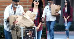 Mel Gibson Girlfriend Rosalind Ross Malibu