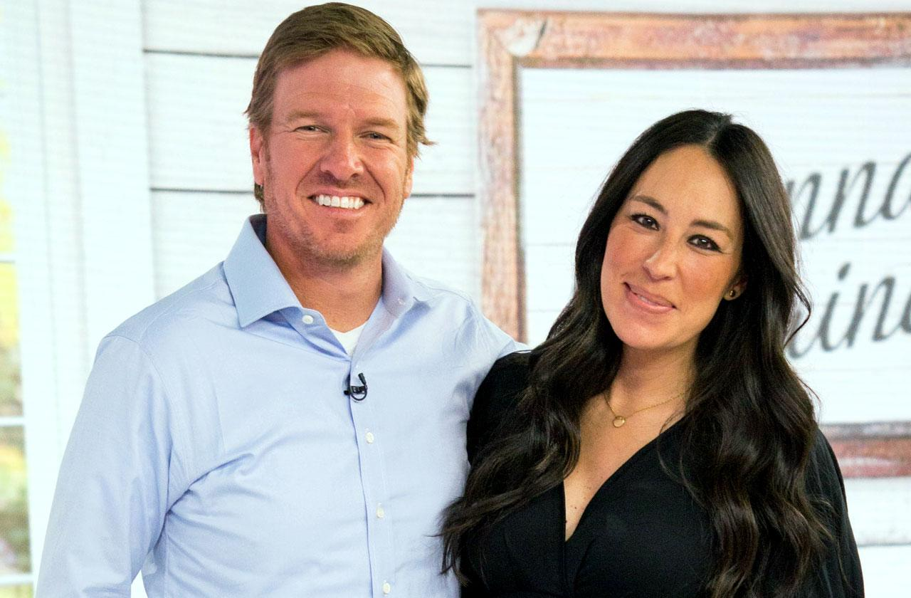 //chip and joanna gaines confirm theyre coming back to tv pp