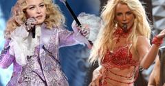 //Britney Spears Madonna Billboard Feud