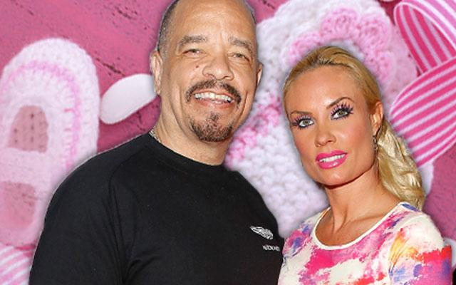 Ice T & Coco Welcome Baby Girl -- Reality Star Gives Birth