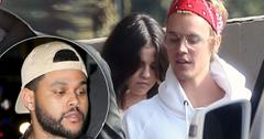 //Selena Gomez Justin Bieber The Weeknd Split ppn
