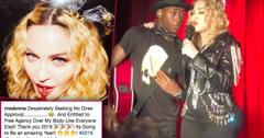 madonna butt implants singer wont deny plastic surgery
