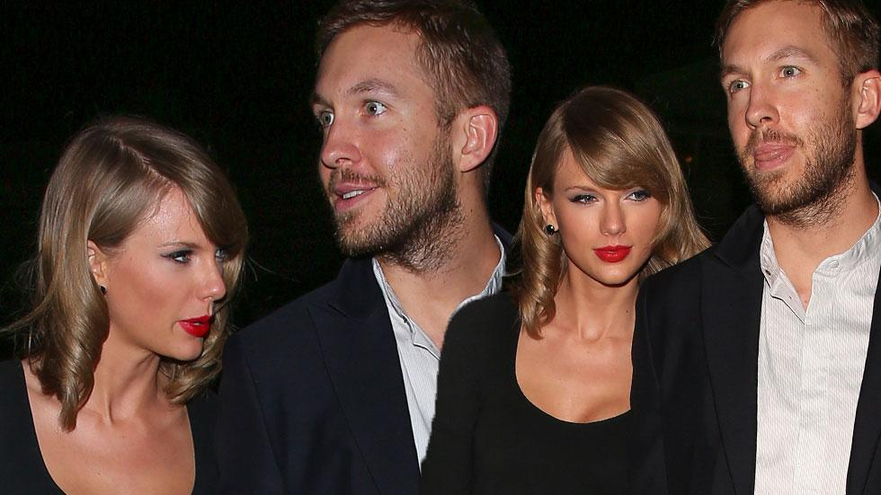 Taylor Swift Confronts Cheating Calvin Harris