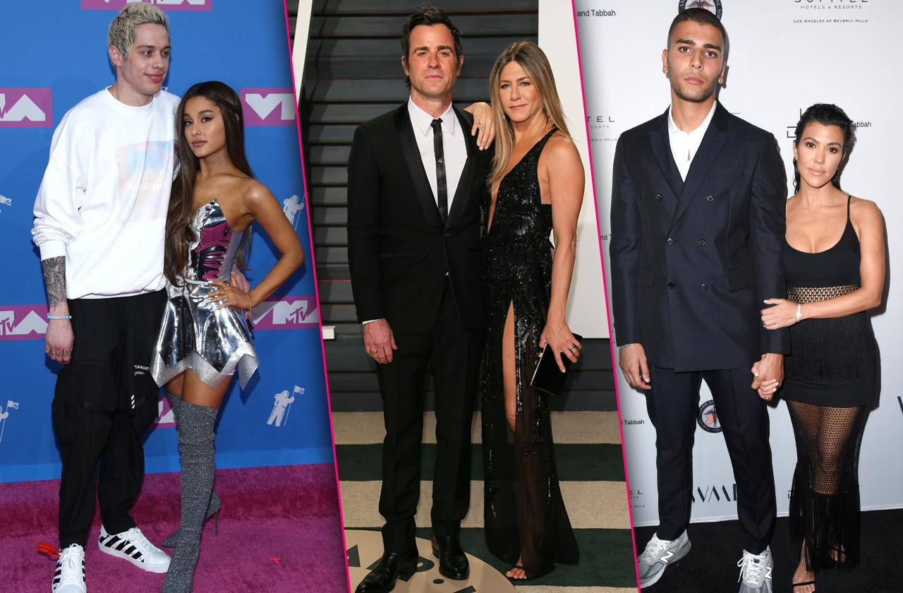 Unlucky In Love: Top Celebrity Divorces And Breakups Of The Year