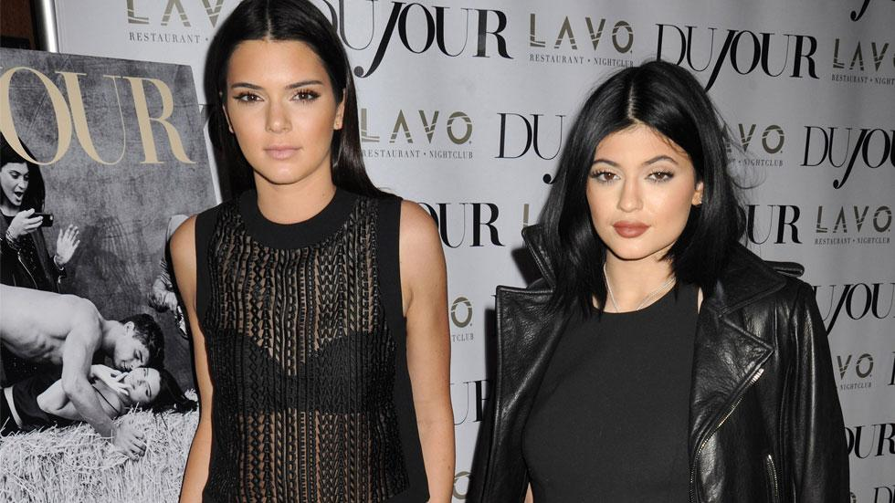 //kylie and kendall jenner