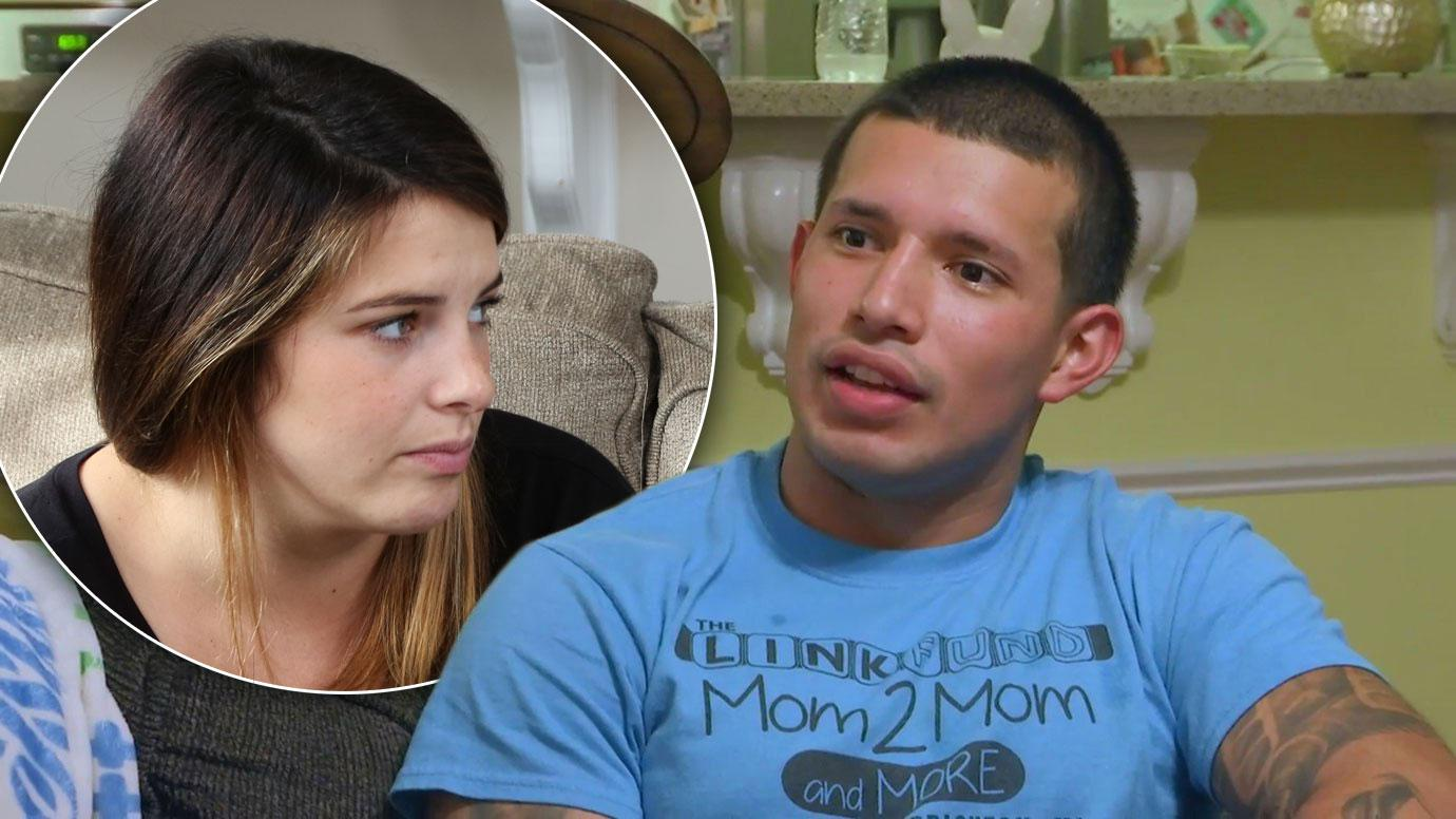 Javi Marroquin's Ex-Fiancée Lauren Caught Him With Another Woman Naked In Their Home
