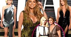 //vanity fair oscar party celebrities fashion drama pp