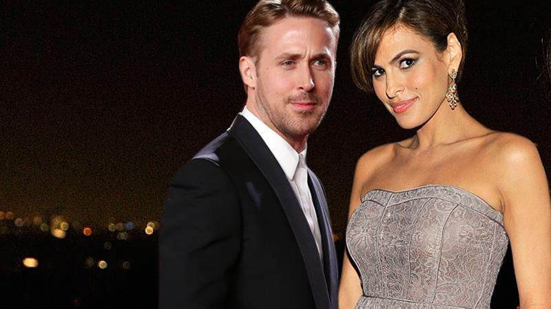 //eve mendes ryan gosling pregnant