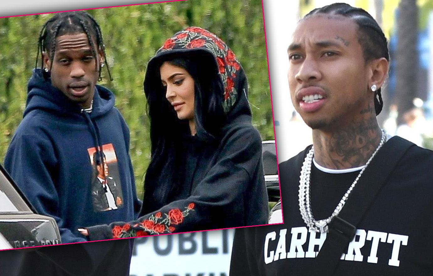 Tyga Goes Shopping After Ex Kylie Jenner Pregnancy News