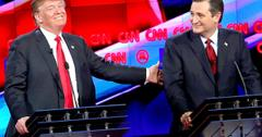 Donald Trump Ted Cruz Unite Offers Speaking Slot Convention