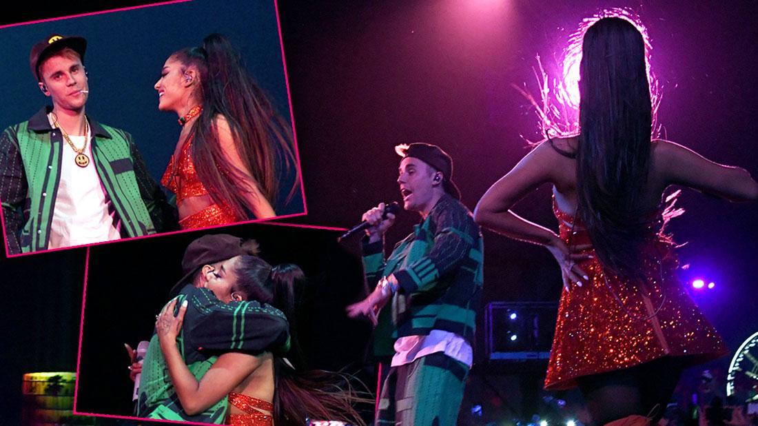 Justin Bieber Duets With Ariana Grande Amid Mental Health Battle