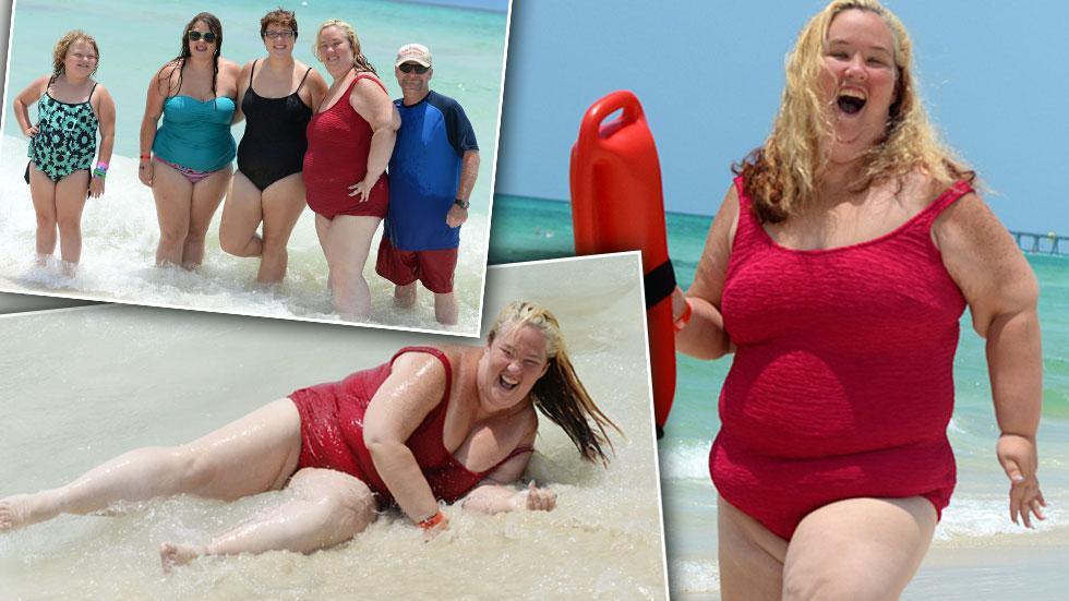 mama june bay watch swimsuit panama city beach florida