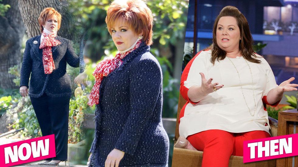 Melissa McCarthy Weight Loss Photos