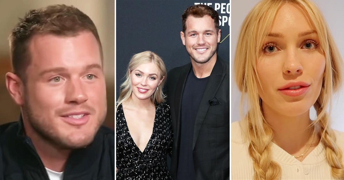 colton underwood cassie randolph breaks silence bachelor coming out gay r