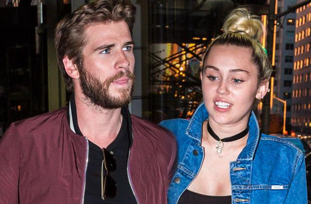 Miley Cyrus Liam Hemsworth Wedding Fears