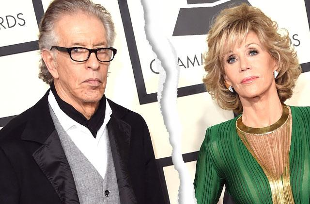 Jane Fonda Richard Perry Breakup Split