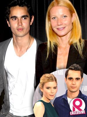 //gwyneth paltrow befriends kate maras boyfriend max minghella after her marriage breaks up tall