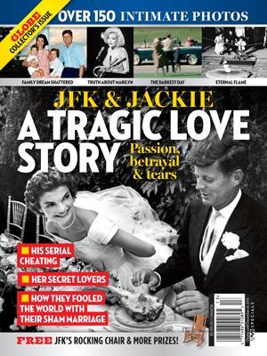 //jfk a tragic love story