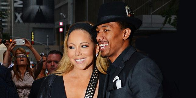Mariah Carey and Nick Cannon last photo
