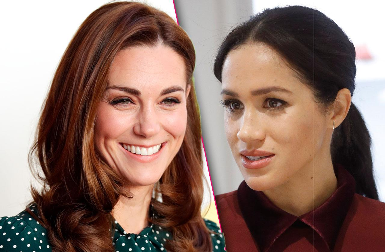 Meghan Markle Will Have To Curtsy Kate Middleton